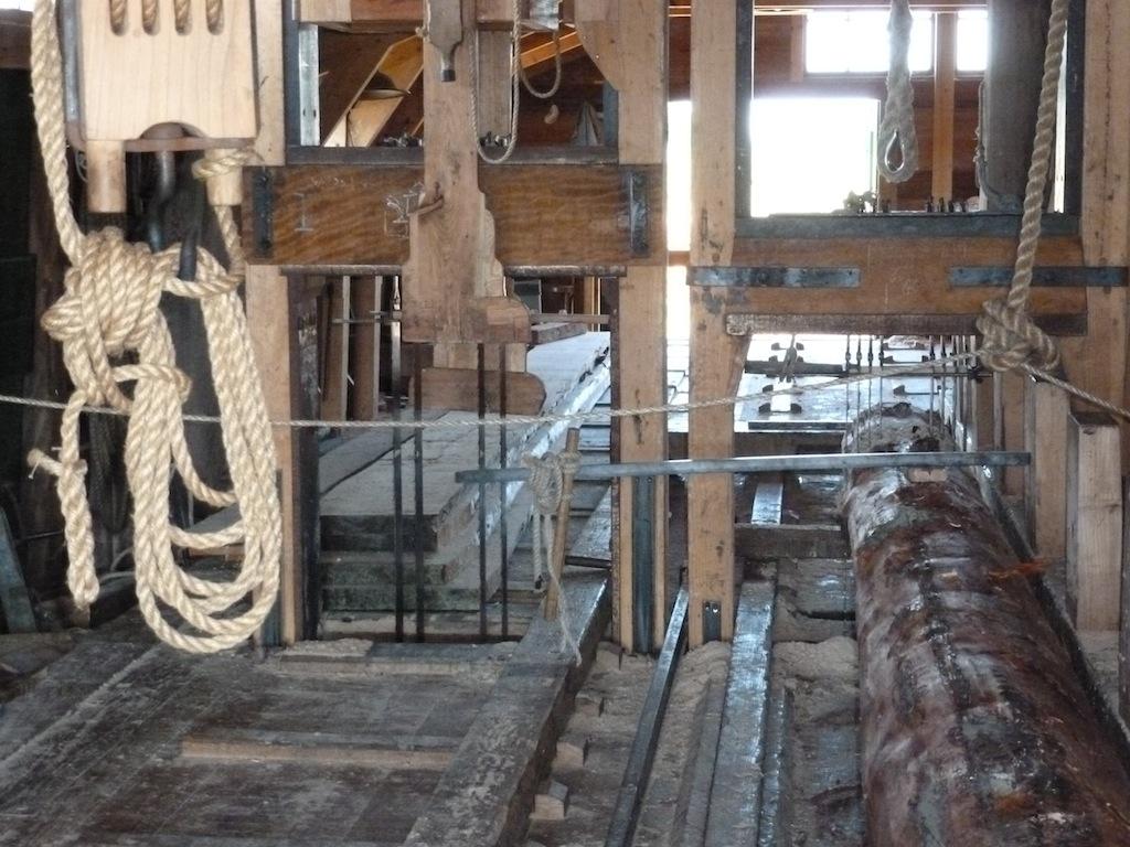 The Dutch sawmills Sawmill-011