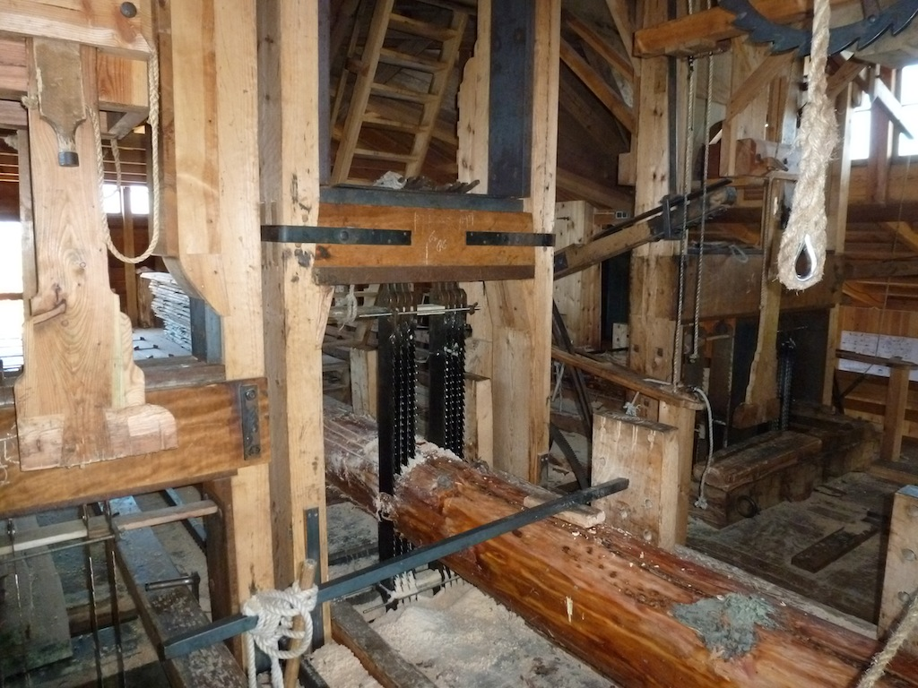 The Dutch sawmills Sawmill-05