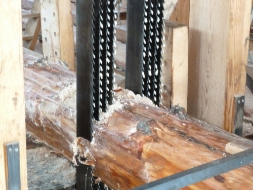 The Dutch sawmills Sawmill-07