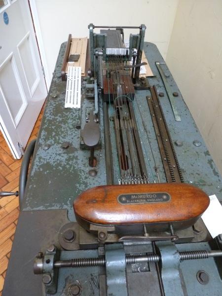 Jacquard Loom Card Duplicator  3xx