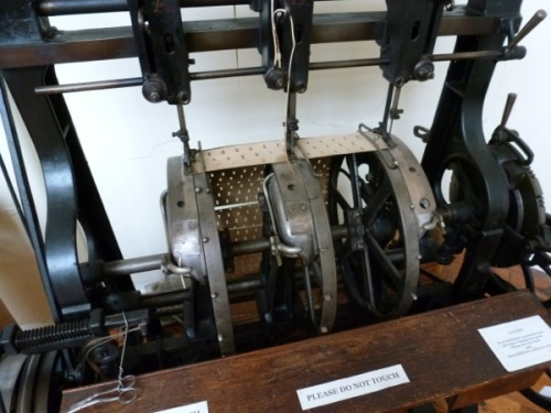 Jacquard Loom Card Stitcher 3xx