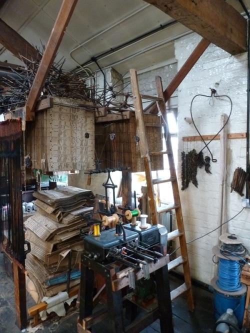 Paradise Mill Jacquard Looms 04