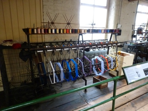 Paradise Mill Jacquard Looms 05