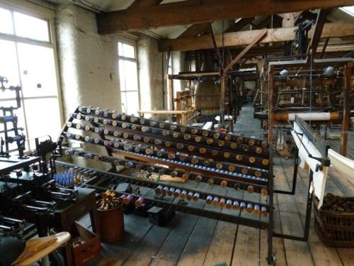 Paradise Mill Jacquard Looms 06
