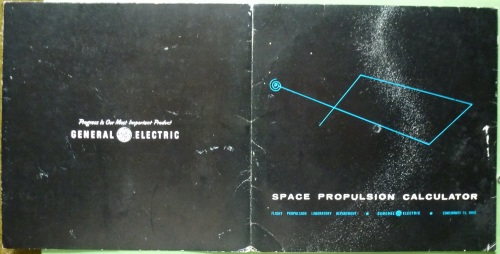 General Electric Space Propulsion Calculator cover 03