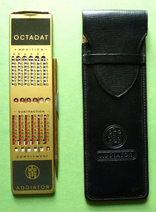 Octadat and case