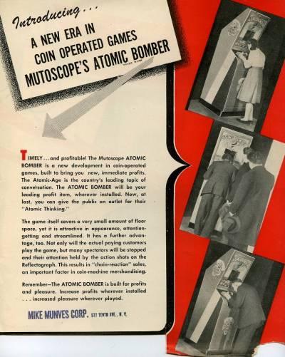 Atomic Bomber Pinball 4