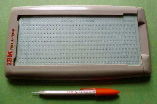 IBM Port-A-Punch 1