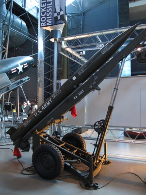 MGR-3 Little John Nuclear Rocket