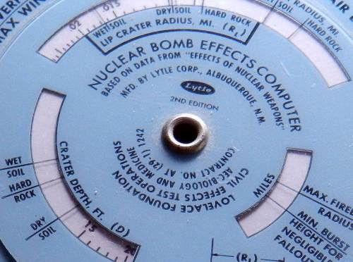 Nuclear Bomb Effects Computer V2
